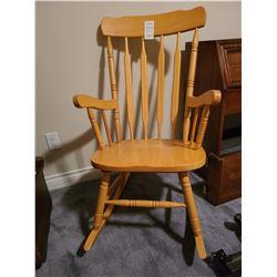 Rocking Chair Cat C