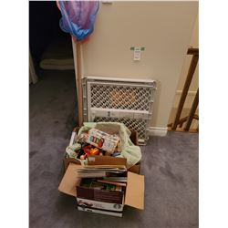 Baby Gates, toys and more. Cat A