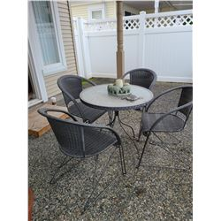 Small Patio Set C