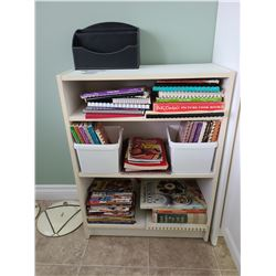 Cookbooks and Cabinet B
