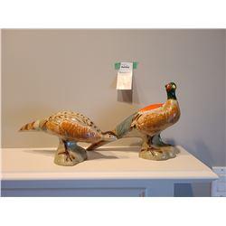Pheasants A