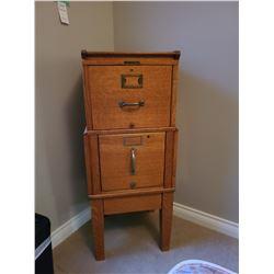 Vintage File Cabinet C