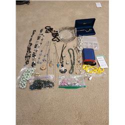 Costume Jewellery A