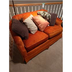 Retro Loveseat C
