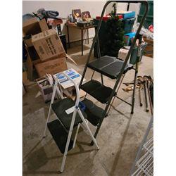 Step ladders Cat A