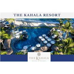 Kahala Resort - 3 Nights Accommodations in Scenic View Room
