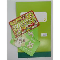 $40 Jamba Juice Gift Card