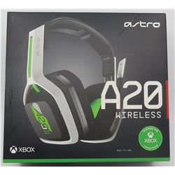 New Astro A20 Wireless Headset, Sealed (For Xbox/PC/Mac)