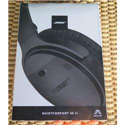 New Bose QuietComfort 35 II Wireless Headphones, Sealed