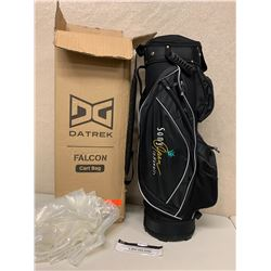 "New Black 'Sony Open Hawaii' Golf Bag 35""Tall"