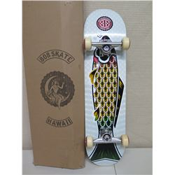 "Brand New ""Fish"" Skateboard (Donated by 808 Skate - Kailua)"