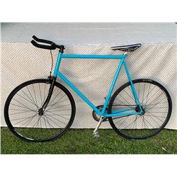 "Blue Frame Bike (Top Frame 25"", 35"" Ht - See Last Picture)"