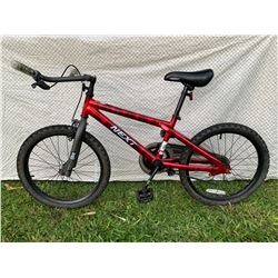 Next Kids Bike, Red Frame, Used (See Last Photo for Size)