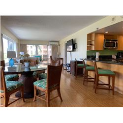 Ilikai Condo Rental (Waikiki) - 4 Nights Lodging in 2-Bdrm City View ($2827 value)