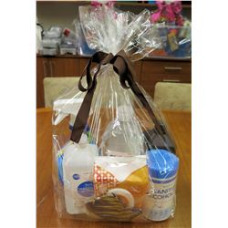 Sanitize Gift Assortment: Hand Sanitizer & Wipes, Cloth Mask, etc