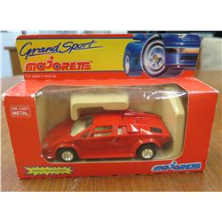 Majorette Grand Sport Die Cast Metal Collectible Car New in Box