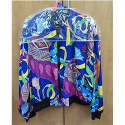 Long Sleeve Colorful Jacket