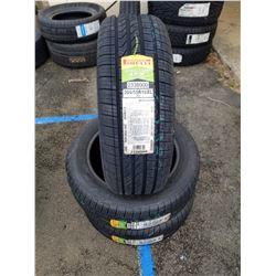 Qty 3 Pirelli Tires 205/55R16 94V XL P7as+ 94V XL, Part 2338000