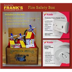 Fire Safety Basket