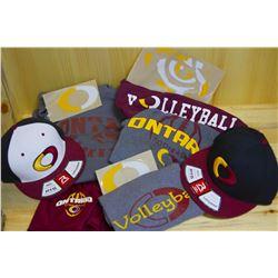 OHS Swag: Sweat Shirt; Shorts; (3) T-shirts; (2) Baseball Caps; Decals