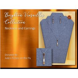 Brighton Versailles Collection, Neckace and Earrings