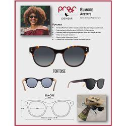 Elmore Acetate, Tortoise, Polarized Lens