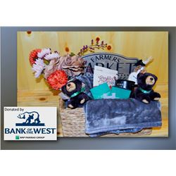 Bank of the West Basket