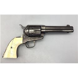 Antique Colt S.A. .45 with Ivory Grips