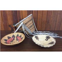 Apache Navajo and T.O. Baskets