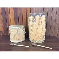 2 Taos Drums