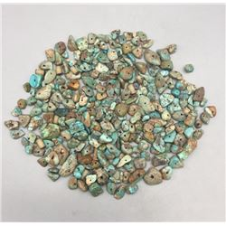 285 Plus Grams Drilled Turquoise Beads