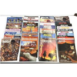 Group of 50 AZ Highways Magazines