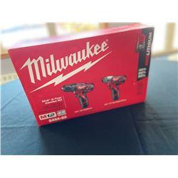 Milwaukee M12 2-Tool Combo Kit