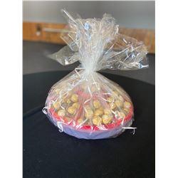 Ferraro Chocolate Tupperware Gift Basket