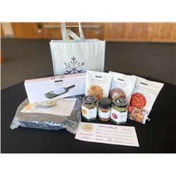 Epicure Gift Set and Grocery Gift Certificates