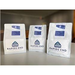 Three Bags of Rapids End Coffee Roastery Coffee