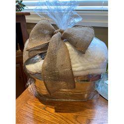 Let's Get Cozy Gift Basket