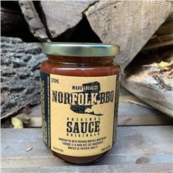 3 Bottles Norfolk BBQ Sauce