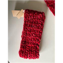 Scarlet 3-piece handmade set