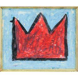 Jean-Michel Basquiat US Oil ANDRE EMMERICH 1928