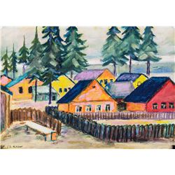Ernst Ludwig Kirchner German Expressionist Pastel