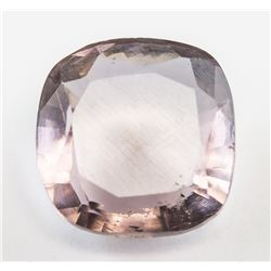 7.05ct Cushion Cut Natural Rhodolite Garnet AGI
