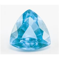 6.75ct Trillion Cut Blue Natural Grandidierite GGL