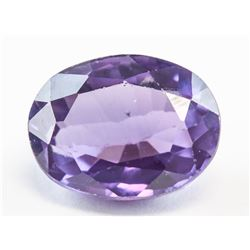 5.45ct Oval Cut Purple Natural Alexandrite GGL
