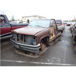 1988 Chevrolet K1500