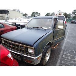 1986 Isuzu Pickup