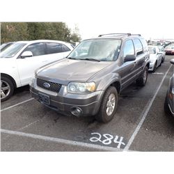 2006 Ford Escape