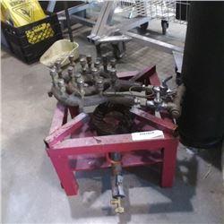 Commercial propane burrner