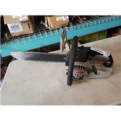 Craftsmen 38 cc gas chain saw