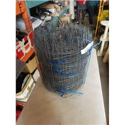 ROLL OF MESH FENCING 18 INCHES TALL